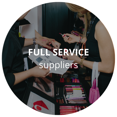 Full Service suppliers